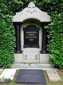 Grave WernerOtto at FriedhofOhlsdorf2.jpg