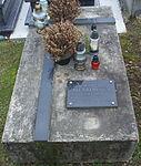 Grave of Maria Bieńkowska at Central Cemetery in Sanok 2.jpg