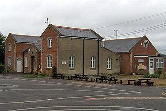 Grazeley - Grazeley Parochial Primary School
