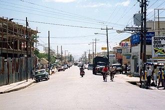Savanna-la-Mar - Great George Street