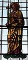 Greifenburg - Pfarrkirche St Katharina - Fenster - Christus.jpg