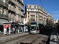 Grenoble TAG Alstom Citadis n°6009 LB Victor Hugo.JPG