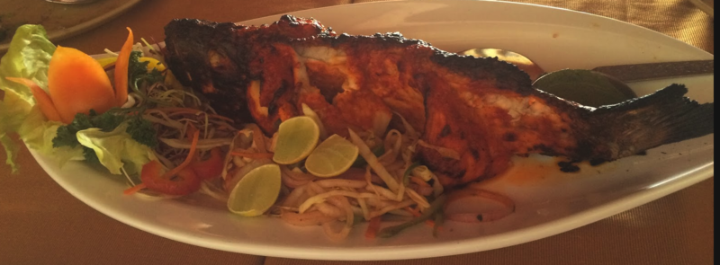 File:Grilled Red Snapper Fish .png
