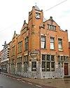 foto van Bankgebouw in Berlagiaanse stijl (vm. Julius Oppenheimbank)