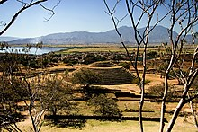Guachimontones archaeological site panorama (Nancy).jpg