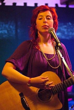 Guðrið Hansdóttir - Guðrið Hansdóttir in 2008.