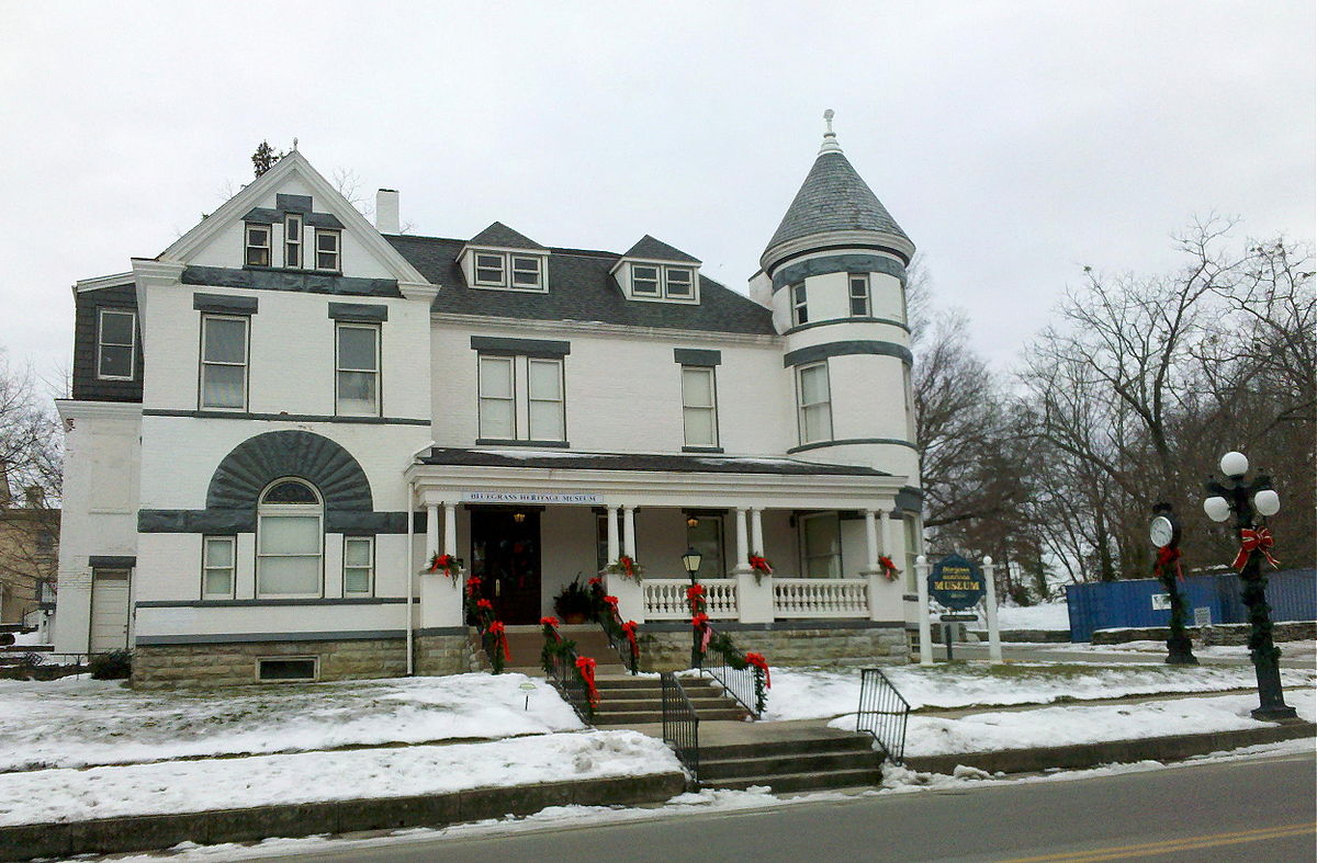 Bluegrass Heritage Museum Wikipedia