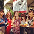 Guests at Norman Jewison's annual Canadian Film Centre BBQ 2013 -c.jpg