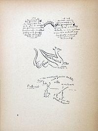Calligrammes Wikipedia