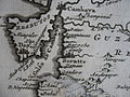 Gulf of Khambat,From a map of the Deccan and the South by Pieter van der Aa, Leiden, 1706.jpg