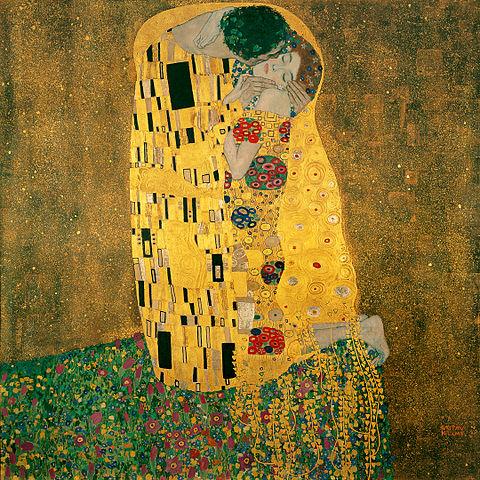 Поцелуй (1907—1908)