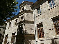 Hôtel de l'Archidiacre à Narbonne.JPG