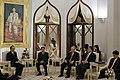 H.E.Mr.Marc Ungeheuer เอกอัครราชทูตราชรัฐลักเซมเบิร์กป - Flickr - Abhisit Vejjajiva.jpg