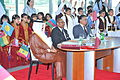 H.E. Dr.Hamad bin Abdulaziz Al-Kawari, H.E. Ambassador M. Anthony Maruping and Mr. Kobsak Chutikul (6941348446).jpg