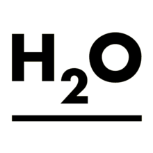 The corporate logo of H2O