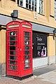 HE1249729 K6 Telephone Kiosk, Outside Cornwall House 02.jpg