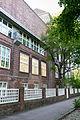 HFBK (Hamburg-Uhlenhorst).Verbindungsbau.Fassade Uferstraße.2.21686.ajb.jpg