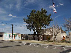 Hinkley, California - The only school in Hinkley closed in June 2013.