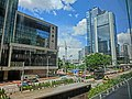 HK Central Pacific Place view United Centre Queensway June-2013.JPG