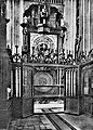 HL Damals – Clara Gädeke – Marienkirche – Astronomische Uhr – Sängerkapelle – Hinrich Mats.jpg
