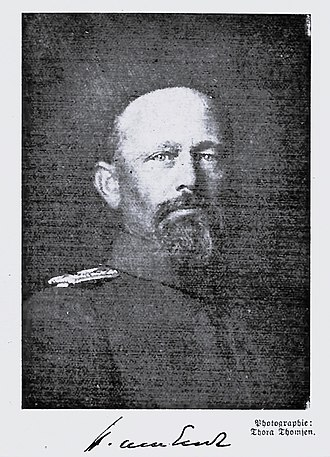 Hans am Ende - Hans am Ende during WWI