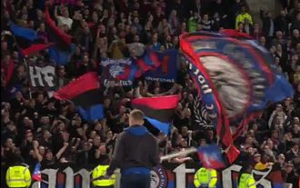 The Holmesdale Fanatics passionate home support. HOLMSDALE FANATICS.jpg