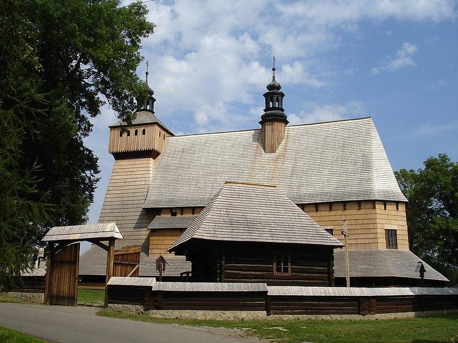 Assumption of Holy Mary Church, Haczów