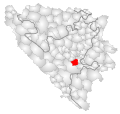 Hadzici Municipality Location.svg