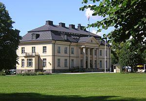 Botkyrka Municipality - Hågelby Gård