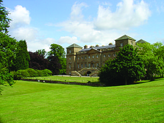 Hagley Hall Grade I listed historic house museum in Hagley, United Kingdom