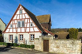 Altes Forsthaus, Ortsmitte