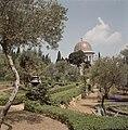 Haifa De Bahaitempel gezien vanuit het omringende park, Bestanddeelnr 255-9215.jpg