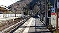 Hakone-tozan-railway-OH55-Kowakidani-station-platform-20171230-120242.jpg