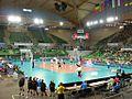 Hala Łuczniczka MŚ siatkówki kobiet Belgia-Białoruś 25-09-09 b.jpg