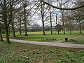 Hall Park - viewed from Hall Lane - geograph.org.uk - 748103.jpg