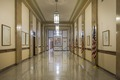 Hallway. The L. Richardson Preyer Federal Building and Court House in Greensboro, North Carolina LCCN2014630084.tif
