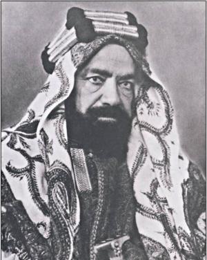 Hamad ibn Isa Al Khalifa (1872–1942) - A photograph of Hamad bin Isa Al Khalifa