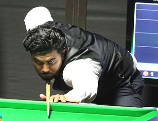 Hammad Miah English snooker player