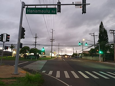 Hanamaulu