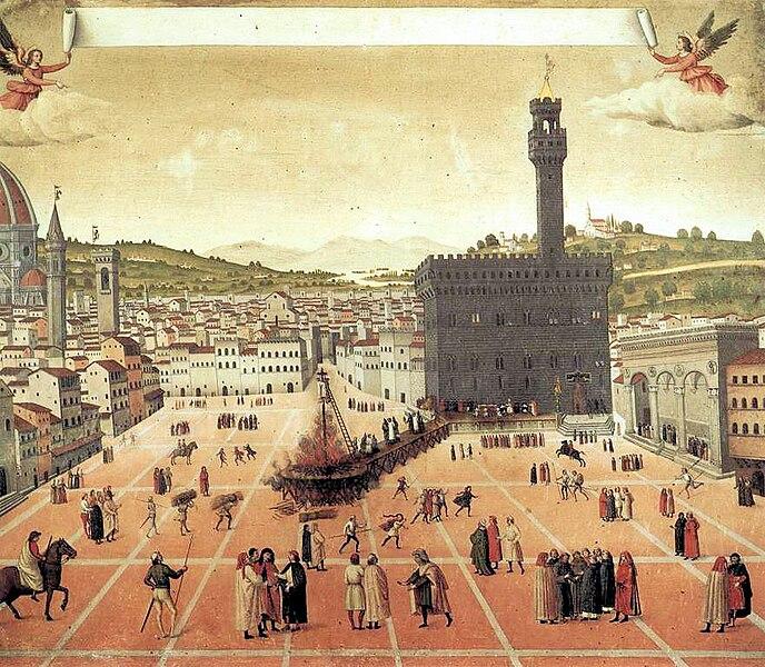 File:Hanging and burning of Girolamo Savonarola in Florence.jpg