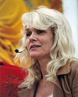 Hannah Nydahl Buddhist teacher and translator from Denmark