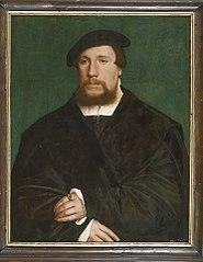 Portrait of a HanseaticMerchant