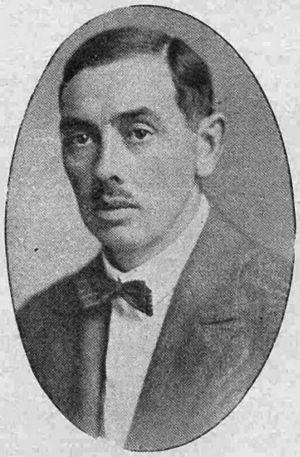Haralds Blaus - Image: Harald Blau 1926