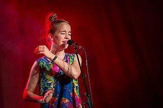 Veronika Harcsa Hungarian singer