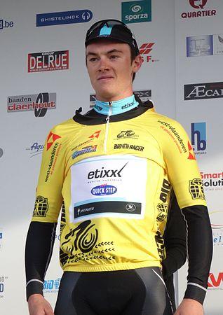Harelbeke - Driedaagse van West-Vlaanderen, etappe 1, 7 maart 2015, aankomst (B22).JPG