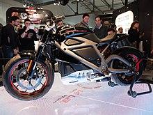 Harley-Davidson LiveWire - Wikipedia on