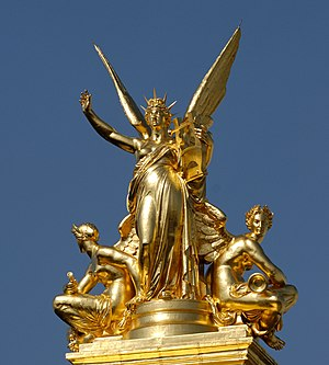 Charles Gumery - Image: Harmony Gumery Palais Garnier