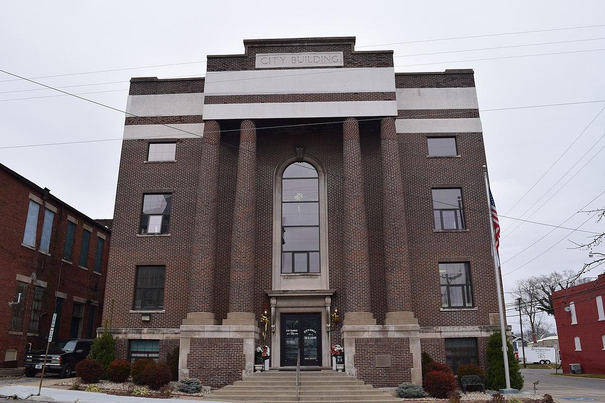 Harrisburg City Hall Wikipedia