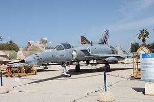 """149 Squadron (Israel) - Reconnaissance Kfir 451 """"Prism"""""""