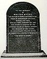 Headstone of Walter Myers grave in Para, Brazil.jpg